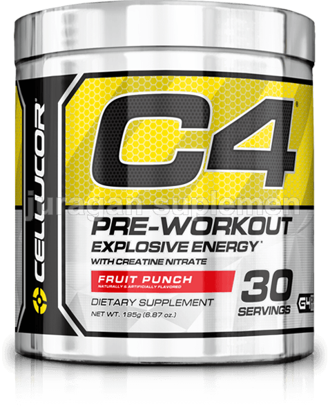 C4 Cellucor NEW 30Serv