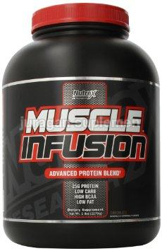 Muscle Infusion Black 5lbs