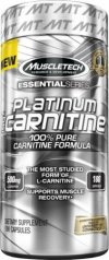 Platinum Carnitine 180 Caps